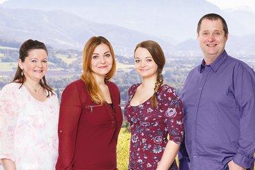 Familie Mayr Genuss- und Erlebnishof